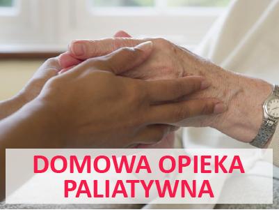 Domowa opieka paliatywna