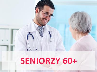 Seniorzy 60+
